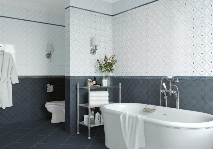 Каталог и цены: коллекция Adele Arctic New Trend - Керамическая плитка — каталог для ванной цвет Бирюзовый