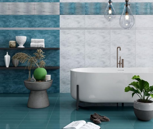 Каталог и цены: коллекция Арагон Нефрит-Керамика - Керамическая плитка — каталог для ванной цвет Бирюзовый