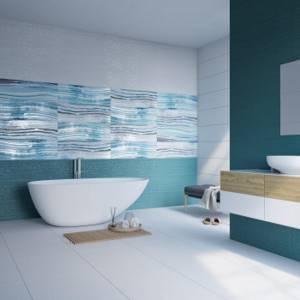 Каталог и цены: коллекция Marella Gracia Ceramica - Керамическая плитка — каталог для ванной цвет Бирюзовый